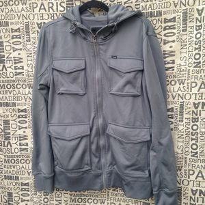 Hurley+Nike dry fit hoodie size L